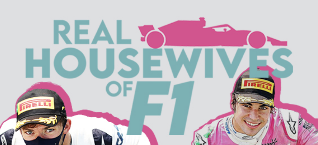 「Real Housewives Of F1」に掲載頂きました
